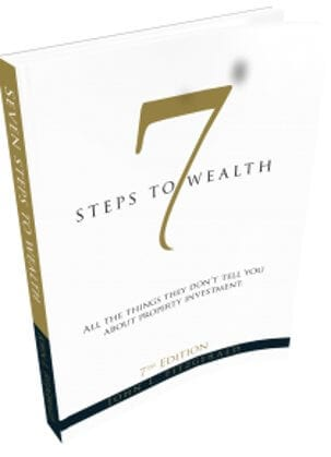 7 Steps To Wealth Book Cover