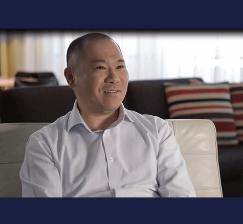 Craig-Chu - long time custodian clients