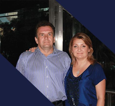 Mark & Margaret - long time Custodian clients