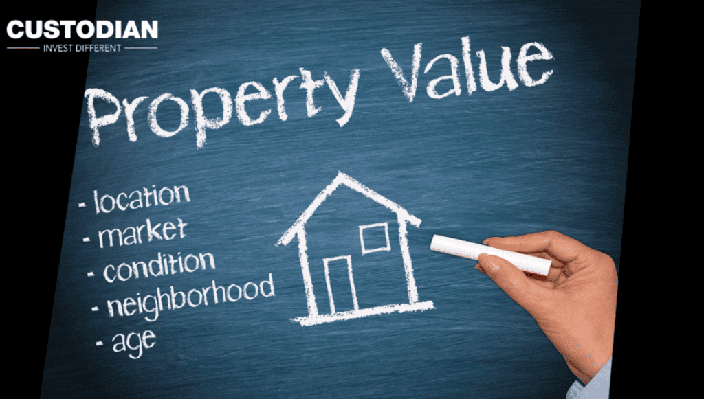 things need to be considered when invest in property: property value, location,market, condition, neighborhood,age