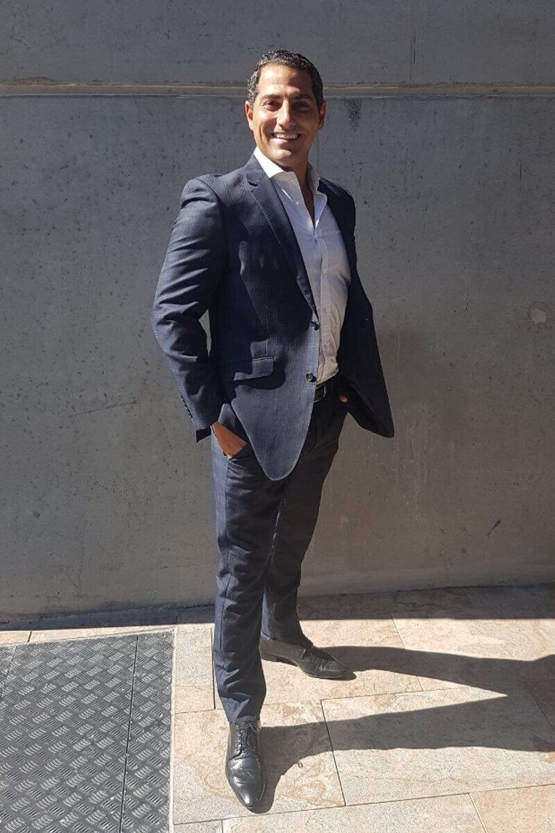 George Antonas - Custodian Finance Manager - NSW