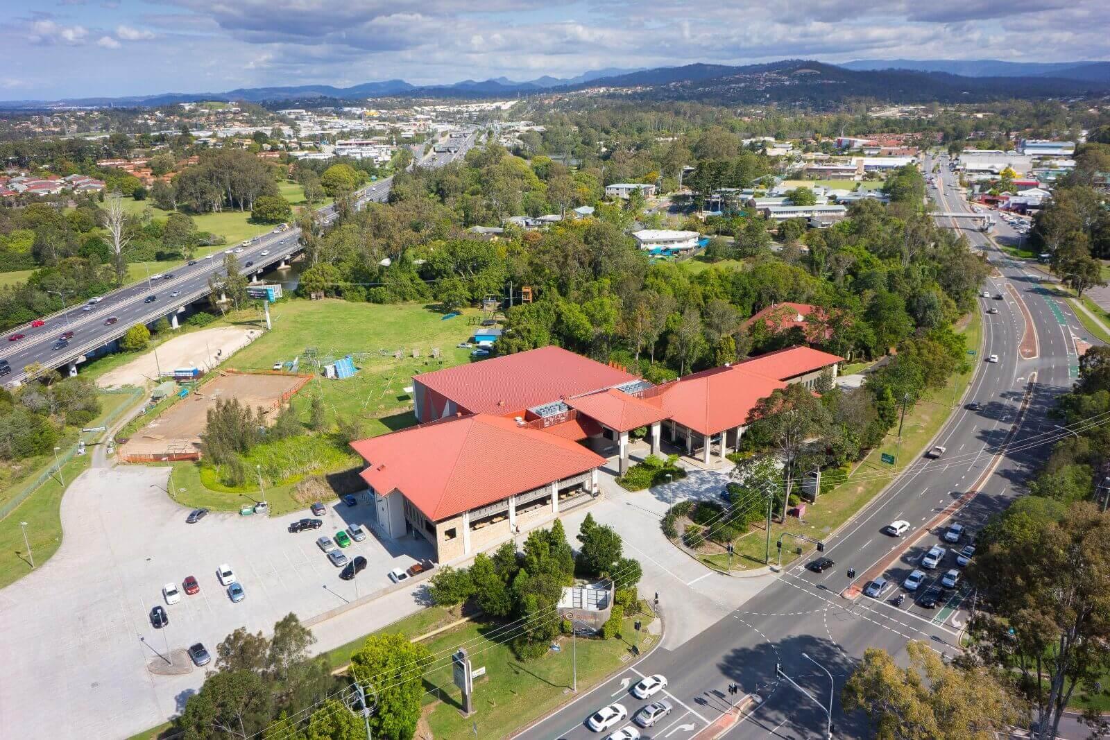 custodian top view