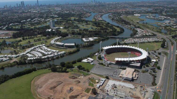Games venues, Gold Coast 2018