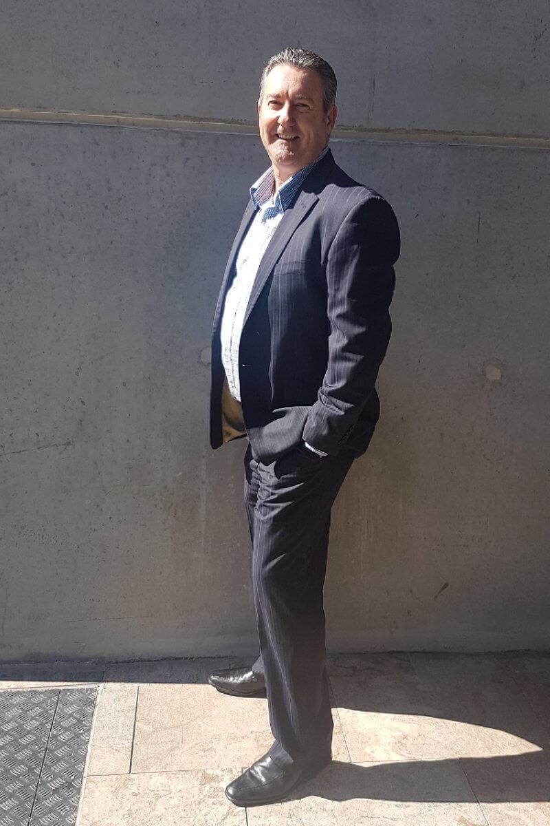 Brad Bryant - Custodian Client Consultant - NSW