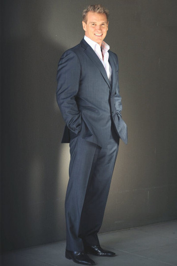 John Fitzgerald - CEO of Custodian