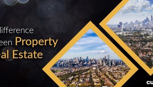 August Market update - the difference between property and real estate