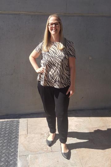 Lauren Burgess - Finance Assistant - NSW - Custodian