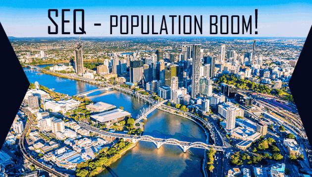 SEQ - population boom